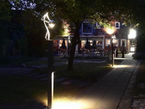 dts lichtgestaltung aktuelle Projekte * Garten Kulturspeicher Leer
